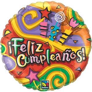 Поздравления на испанском языке с днём рождения